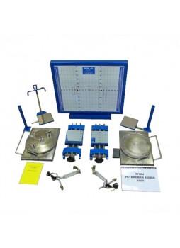 Стенд регулировки развал-схождение СДЛ-5 (лазерный) СДЛ-5 SNG