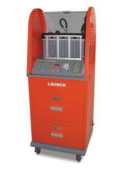 Стенд для диагностики и чистки форсунок CNC-601A LAUNCH