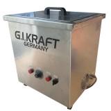 Ультразвуковая ванна 400x300x250мм 500W GI20201 GIKRAFT