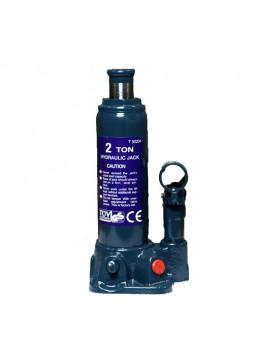 Домкрат бутылочный 2т (181-345 мм) T90204 TORIN