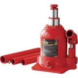 Домкрат бутылочный 4т (150-370 мм) TF0402 TORIN