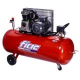 Компрессор поршневой с ременным приводом 200л 380В AB200-510-380 FIAC