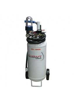 Установка вакуумная для откачивания технических жидкостей 12л HV-120N GIKRAFT
