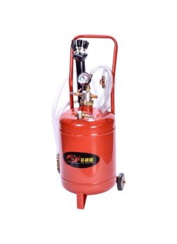 Установка для вакуумной откачки масла 24л B24V TORIN