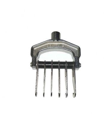 Гребенка (насадка для обратного молотка) GI12202 GIKRAFT