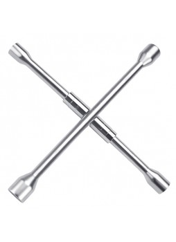 Ключ баллонный крестовой 17-22мм складной AEAQ2214 TOPTUL