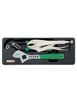 Набор инструмента комбинированный GBAT0303 TOPTUL