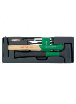 Набор инструмента комбинированный GCAT0701 TOPTUL