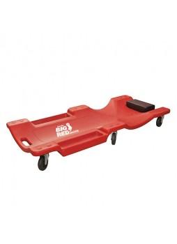 Лежак автослесаря подкатной пластиковый TRH6802-2 TORIN