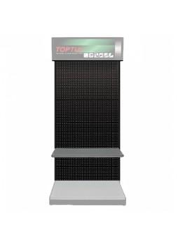 Стенд выставочный, часть1 (панель, цвет черный) TDAD2192 TOPTUL