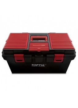 Ящик для инструмента 4 секции (пластик) TBAE0401 TOPTUL