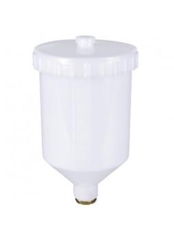Бачок пластиковый (внутренняя резьба) 600 мл PC-600GPP AUARITA