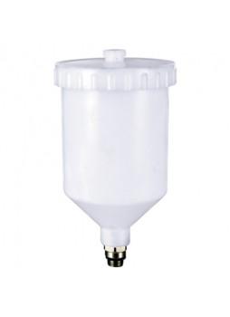Бачок пластиковый (наружная резьба) 600 мл PC-600GPB AUARITA