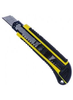 Нож с автоматической сменой лезвий, 3 лезвия CKA0318 STANDART