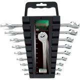 Набор ключей комб. на холдере 9 шт. 6-19мм GAAC0901 TOPTUL