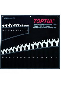 Набор ключей комб. 26 шт. 6-32мм Hi-Performance GPAX2601 TOPTUL