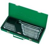 Набор ключей комб. 16 шт. 6-24мм (metal box) GAAD1602 TOPTUL