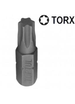 Насадка 10мм L-30мм TORX T25 TOPTUL FSEA1225