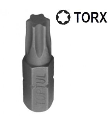 Насадка 10мм L-30мм TORX T30 TOPTUL FSEA1230