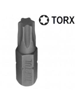 Насадка 10мм L-30мм TORX T60 TOPTUL FSEA1260