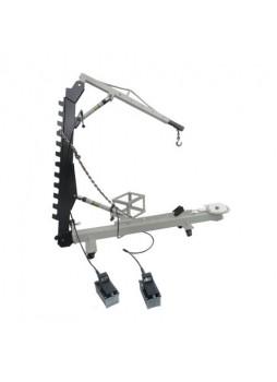 Рихтовочный стапель (стенд) передвижной VE-800B GIKRAFT