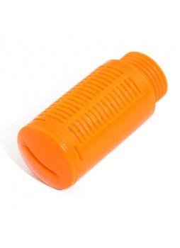 """Глушитель звука пневматический пластиковый 1/8"""" SPSL-01 AIRKRAFT"""