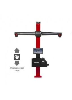 "Стенд для РУУК HawkEye, 3-D, 2-х камерный ""механический лифт"", QuickGrip, ПО ProAlign PA220E-HS222MLAE HUNTER"