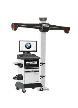 Стенд регулировки развал-схождение BMW (3-D, 4-х камерный, ПО WinAlign) KDS II WA510-HE421ML HUNTER