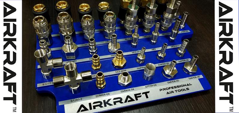 Быстросъемные соединения AIRKRAFT